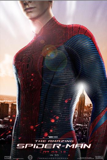 The Amazing Spiderman - Marvel Studios 2012