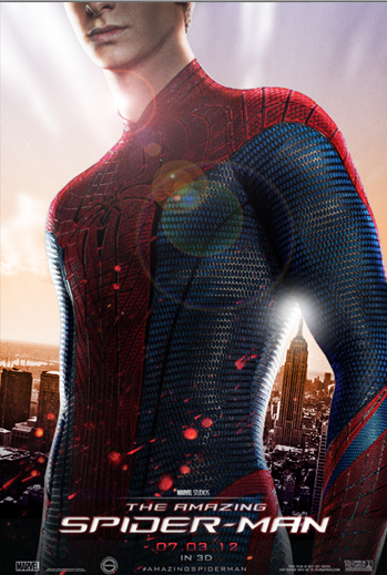 The Amazing Spiderman - Marvel Studios 2012