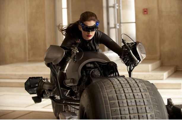 Catwoman - Dark Knight Rises 2012
